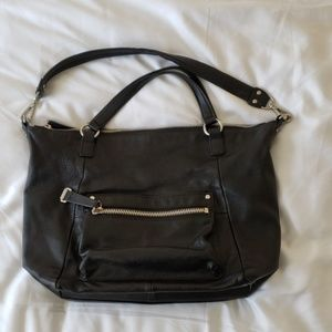 Frye Large Leather Purse/Tote